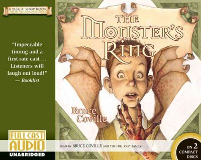 9780439809030: The Monster's Ring (A Magic Shop Book)
