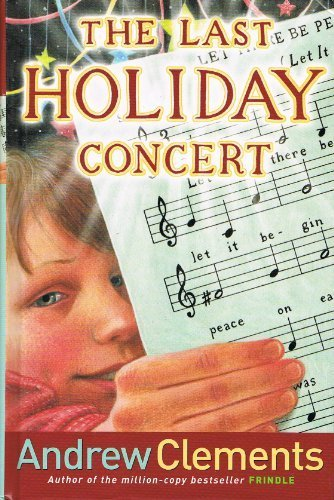 9780439810432: The Last Holiday Concert
