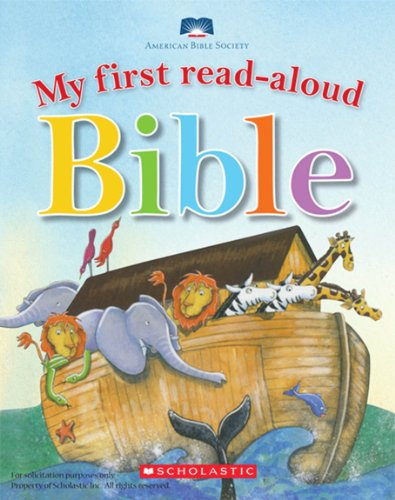 9780439810647: My First Read Aloud Bible