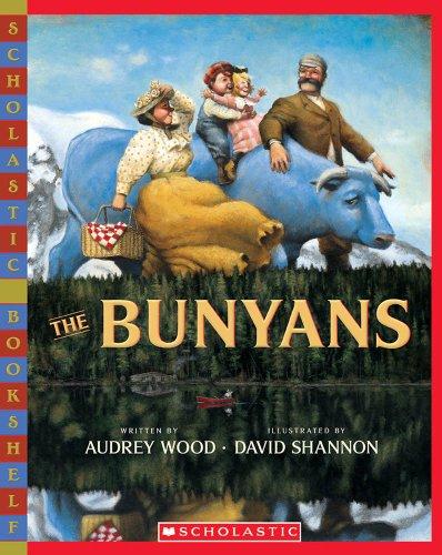 9780439812146: The Bunyans (Scholastic Bookshelf)
