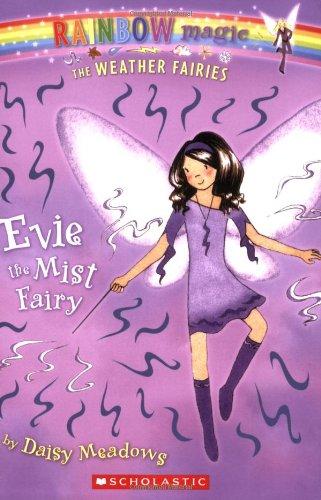 9780439813907: Evie: The Mist Fairy (Rainbow Magic: The Weather Fairies, No. 5)