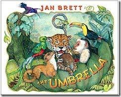 9780439814270: The Umbrella (Book and Audio CD Edition)