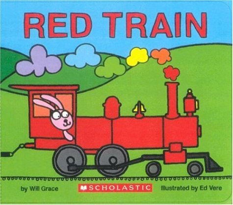 9780439814393: Red Train