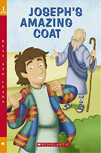 Joseph's Amazing Coat (Scholastic Reader - Level: Slater, Teddy