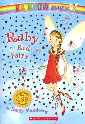 9780439815499: Ruby The Red Fairy