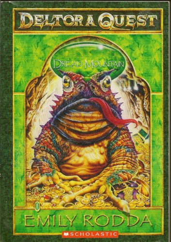 9780439816984: Dread Mountain (Deltor A Quest) [Paperback] by