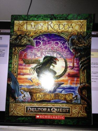 9780439817134: The Deltora Book of Monsters (Deltora Quest)
