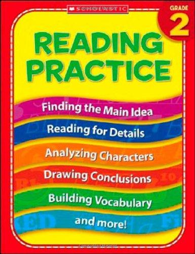 9780439819015: 2nd Grade Reading Practice (Practice (Scholastic))