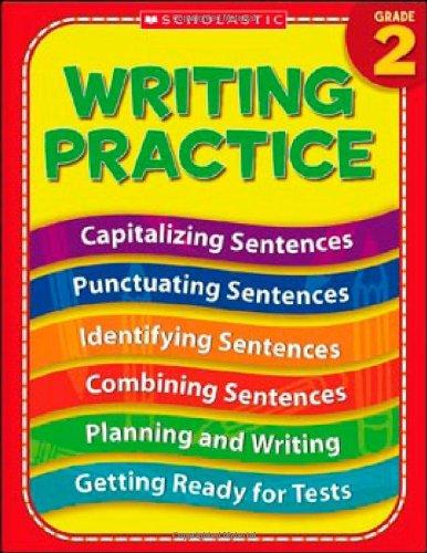 9780439819114: 2nd Grade Writing Practice (Practice (Scholastic))