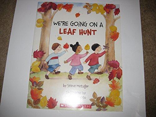 9780439819831: We're Going on a Leaf Hunt (Big Book)