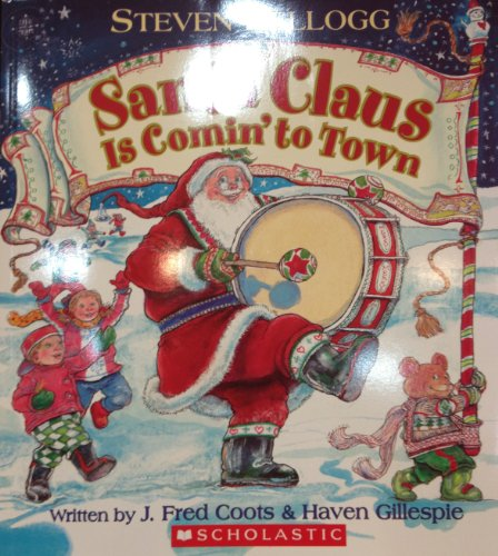 9780439820882: Santa Claus is Comin to Town