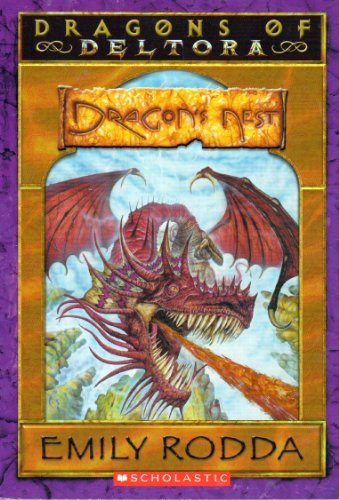 9780439821032: Dragon's Nest (Dragons of Deltora, 1)