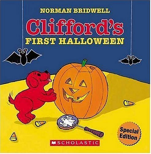 Clifford's First Halloween (043982303X) by Norman Bridwell