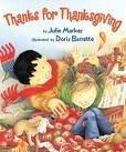 9780439827294: Thanks for Thanksgiving [Taschenbuch] by Markes, Julie