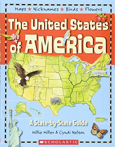 9780439827652: The United States of America: A State-By-State Guide