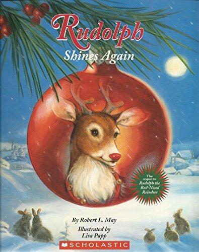9780439828475: Rudolph Shines Again