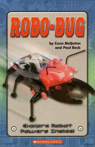 9780439830911: Robo-Bug