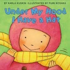 9780439831369: Under My Hood I Have a Hat [Taschenbuch] by Karla Kuskin