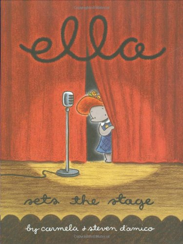 9780439831529: Ella Sets The Stage