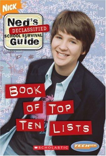 9780439831611: Ned's Declassified School Survival Guide (Teenick)