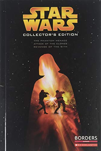 9780439835336: Star Wars Collector's Edition, Episodes I, II & III