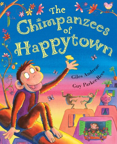 9780439837682: The Chimpanzees of Happytown