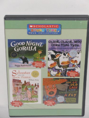 9780439837910: Scholastic Story Time 2-DVD Collection: Good Night Gorilla +