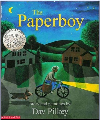 9780439838023: The Paperboy [Taschenbuch] by Dav Pilkey