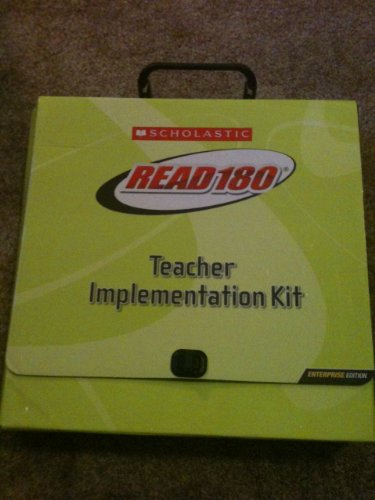 9780439838924: READ 180 Teacher Implementation Kit - Enterprise Edition