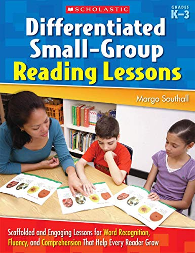 9780439839204: Differentiated Small-Group Reading Lessons: Scaffolded and Engaging Lessons for Word Recognition, Fluency, and Comprehension That Help Every Reader Grow