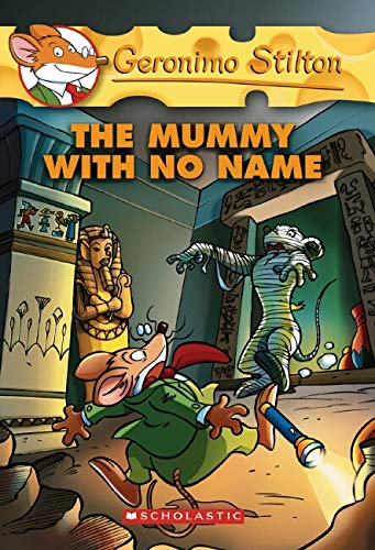 9780439841177: The Mummy With No Name
