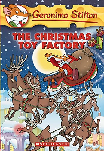 9780439841184: Geronimo Stilton #27: The Christmas Toy Factory