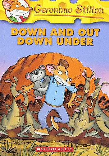 9780439841207: Down and Out Down Under (Geronimo Stilton, No. 29)