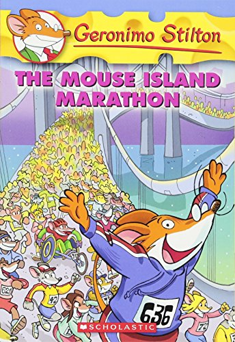 9780439841214: The Mouse Island Marathon (Geronimo Stilton, No. 30)