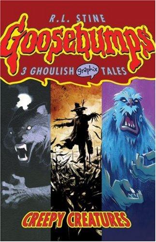 9780439841245: Creepy Creatures (Goosebumps Graphix)