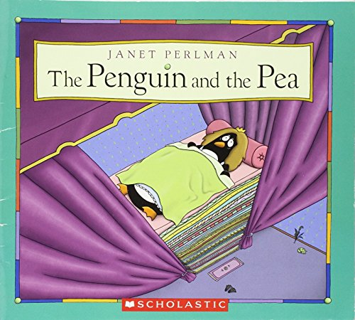 9780439842181: The Penguin and the Pea