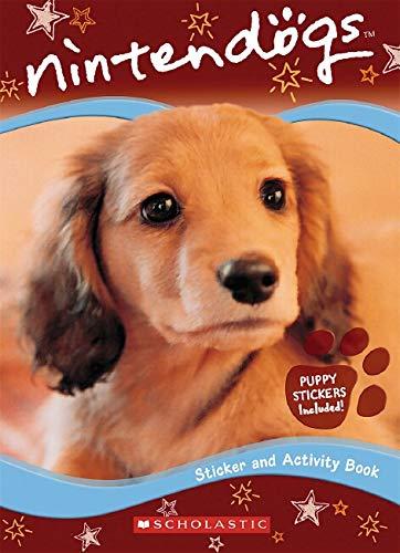 9780439843683: Nintendogs Sticker Book
