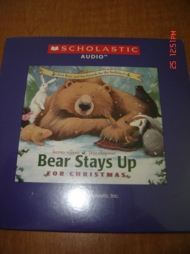 9780439843690: Bear Stays up for Christmas