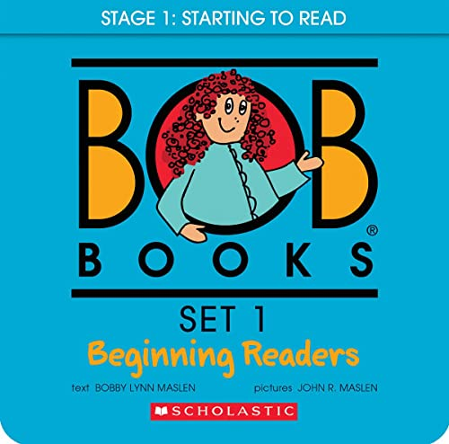 9780439845007: Bob Books Set 1: Beginning Readers