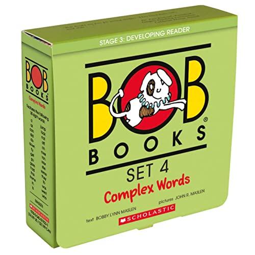 9780439845069: Bob Books Set 4 - Complex Words