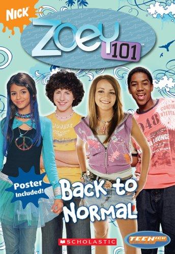 9780439846592: Zoey 101: Chapter Book (Teenick)