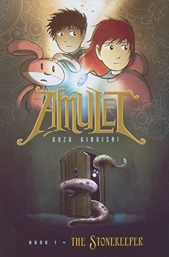 9780439846806: Amulet 1: Stonekeeper