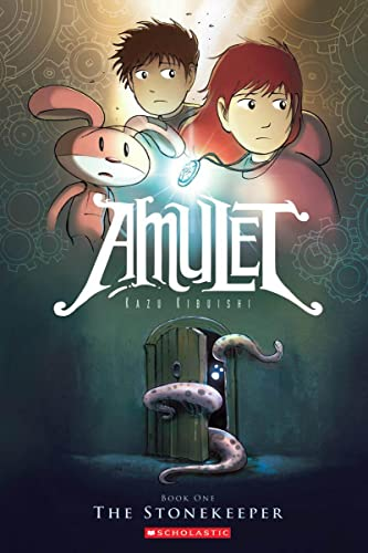 The Stonekeeper (Amulet #1)