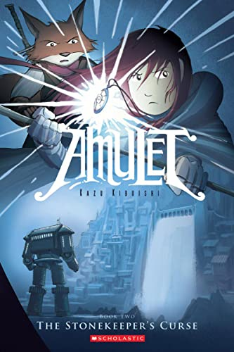 Amulet Book Two : The Stonekeeper's Curse