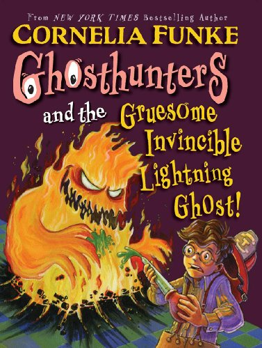 9780439849623: Ghosthunters #2: Ghosthunters and the Gruesome Invincible Lightning Ghost