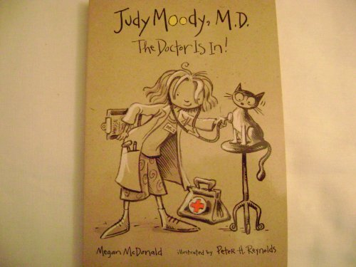 9780439849678: The Doctor is In! (Judy Moody, M.D.)
