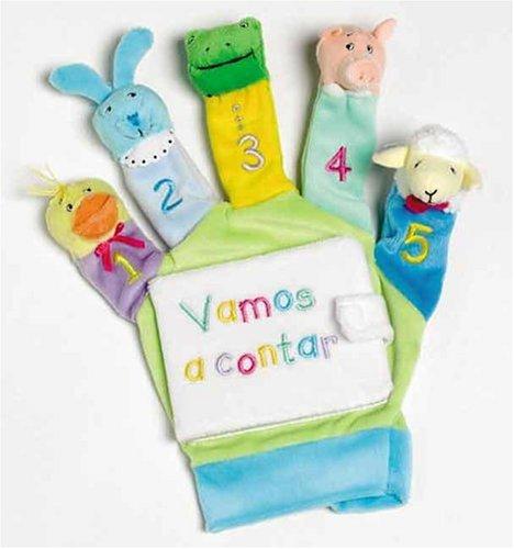 9780439851183: Vamos A Contar: Un Libro de Carton Con Titeres! (Incluye 5 marionetas de dedo)