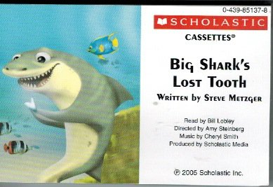 9780439851374: Big Shark's Lost Tooth