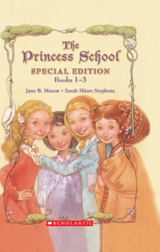 Princess School Special Edition Books 1-3 Manzanero, Paula