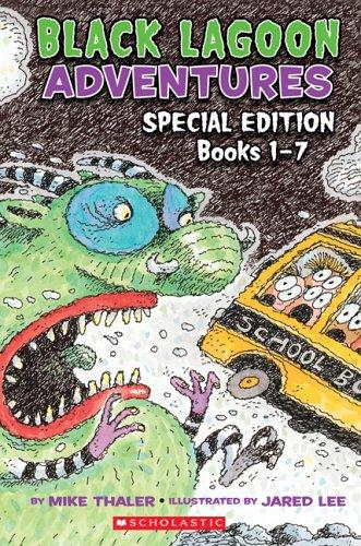 9780439852012: 1-7: Black Lagoon Adventures Special Edition